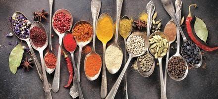 Utilisation des épices en cuisine