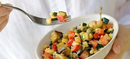 Caponata en salade