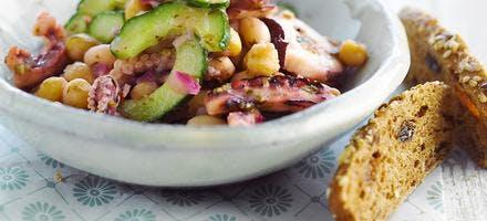 Salade de calamars