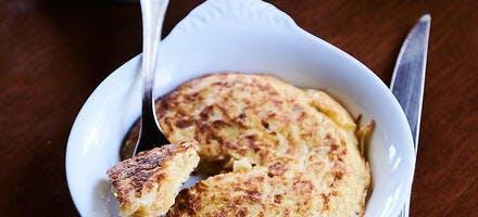 Tortilla traditionnelle