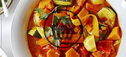 Couscous légumes merguez