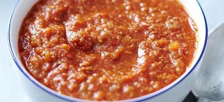 Sauce bolognaise classique