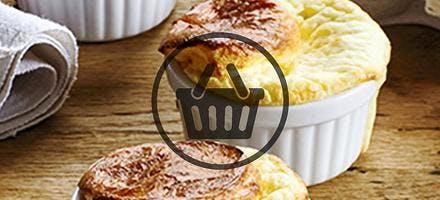 Soufflé au fromage   Simple & Bon