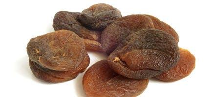 Abricots secs bio