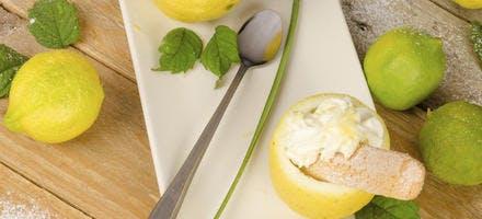 Citrons givrés