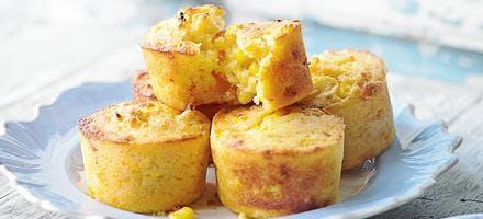 muffins au maïs