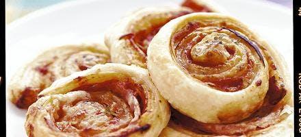 tortillons de pizza