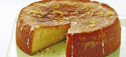 gâteau insolite au citron