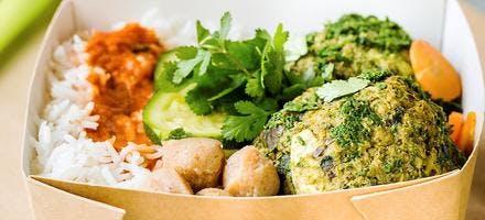 boulettes de légumes