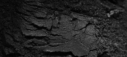 Poudre de charbon actif
