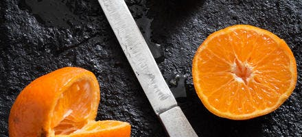 illus couteau orange