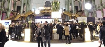Nef Grand Palais Taste of Paris