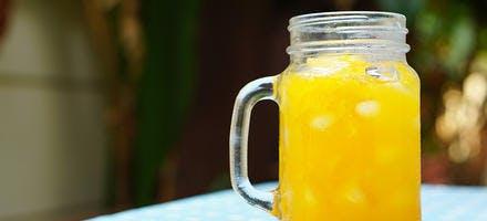 jus de fruits brésiliens naturels