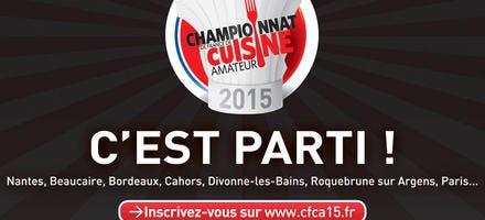 Logo championnat cuisine amateur