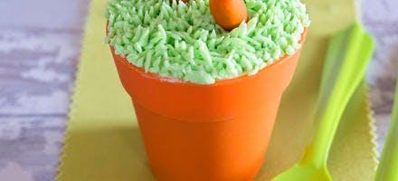 Mug carrot cake (pépinière des kids)