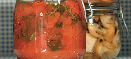 Concassée de tomates