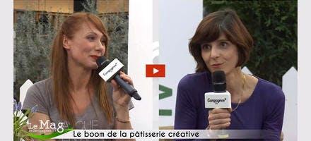 Campagne TV - Le boom de la pâtisserie créative