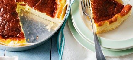 Burnt cheesecake de San Sebastian