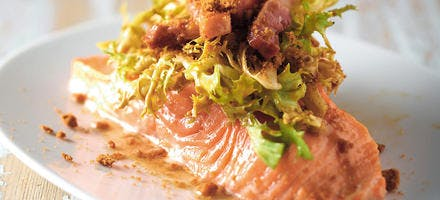 Pissenlit de saumon, vivacité de speculoos