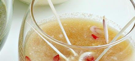 Condiment orange-ananas-coco