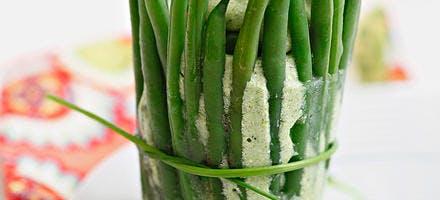 Bouquet de légumes verts