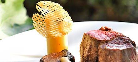 Filet de boeuf du Limousin, joues braisées, sauce vigneronne