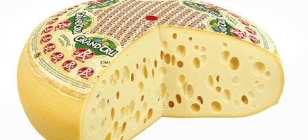 L'emmental : le fromage préféré des français