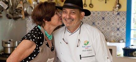 Michel Philibert & Catherine Renucci