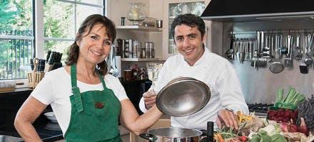 Marion Kaplan et Denis Fétisson
