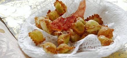 Ravioles de Royans frites