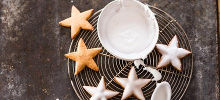 Biscuits sablés de Noël à la cannelle