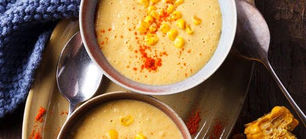 Chowder de maïs
