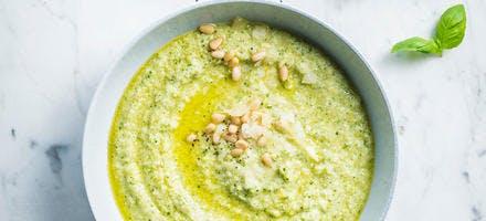 Pesto de brocoli