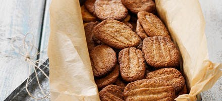 Biscuits spéculoos maison