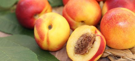 fruits jaunes