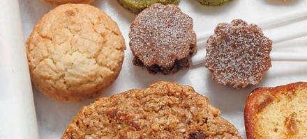 Cookies au chocolat et noisettes