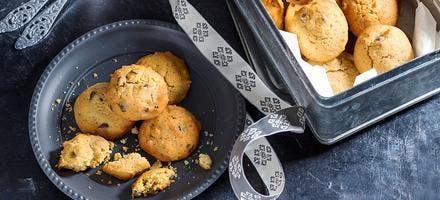 Cookies au potimarron