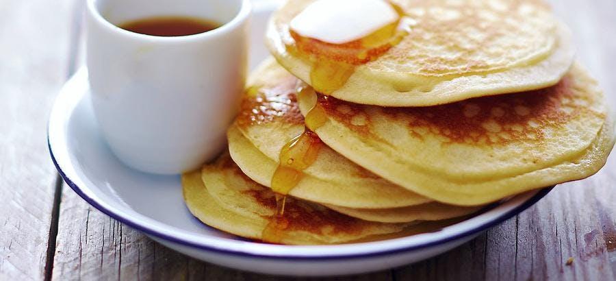 Pancakes façon US