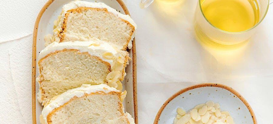 Angel cake classique