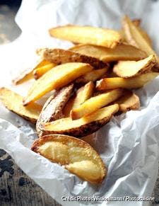 Pommes frites à l'ancienne
