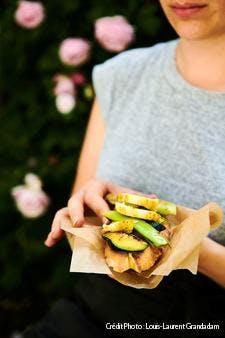 Grillades de légumes pour un barbecue végétarien