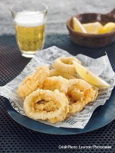 Calamar frits