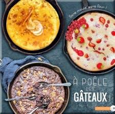 """Livre """"À poêle les gâteaux !"""""""