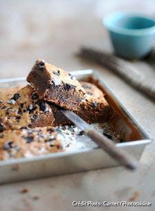 Brownie au Nutella