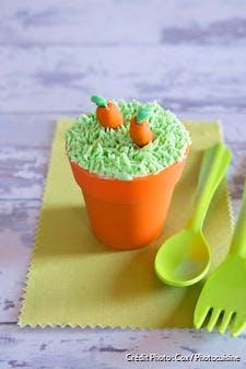 Mug carrot cake