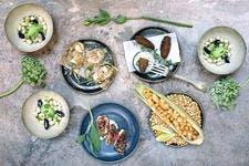 Un dîner végétarien chez Pouliche le restaurant d'Amandine Chaignot