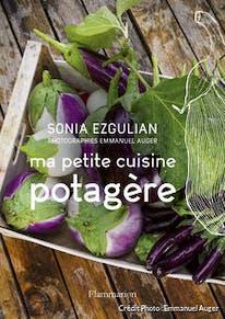 """Livre """"Ma petite cuisine potagère"""""""