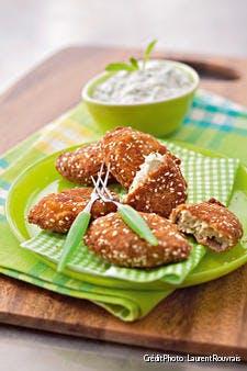 Bouchées de poulet maison façon nuggets