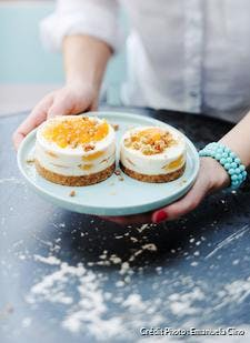 Recette de cheesecake à l'abricot