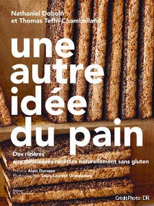 """Couverture du livre """"Une autre idée du pain"""""""